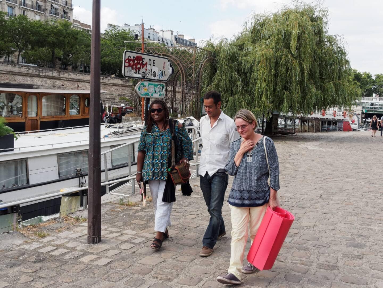 Visiter Paris avec un Greeter