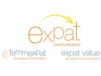 Triple logo expat