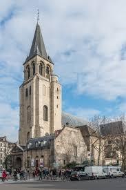 L'église de St Germain des Pres